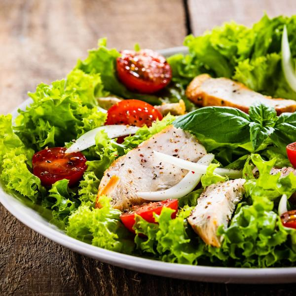salade aux choix